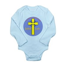 John 3:16 Body Suit