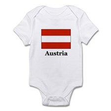 Austria Infant Bodysuit