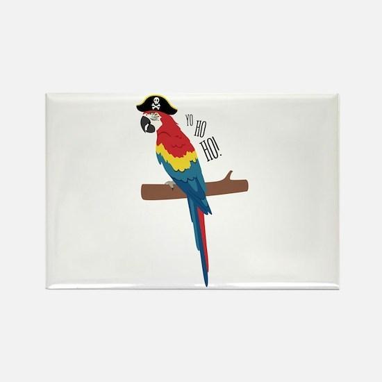 Ho Ho Ho Bird Magnets