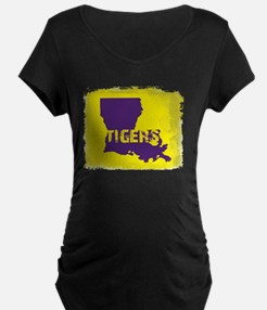 Louisiana Rustic Tigers T-Shirt