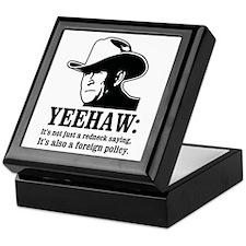 yeehaw Keepsake Box