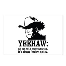 yeehaw Postcards (Package of 8)