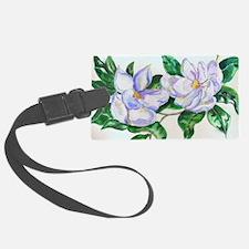 Lavender Magnolias Luggage Tag