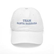 Team Santa Barbara Baseball Cap