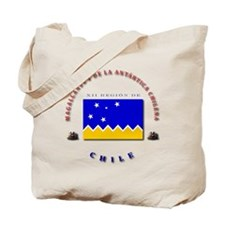 XII Region Tote Bag
