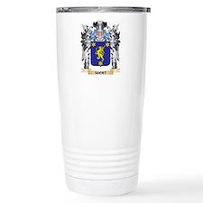 Short Coat of Arms - Fa Travel Coffee Mug