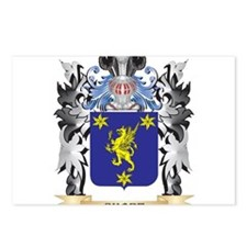 Short Coat of Arms - Fami Postcards (Package of 8)