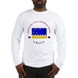 Magallanes y de la antartica chilena Long Sleeve T-shirts