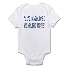 Team Sandy Infant Bodysuit