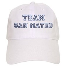 Team San Mateo Baseball Cap