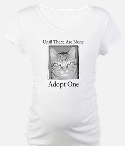 Until There Are None, Adopt a Shirt