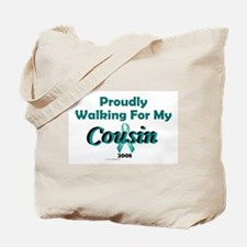 Walking For My Cousin 1 (OC) Tote Bag