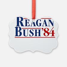 Unique Reagan Ornament