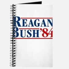 Cute Reagan for president Journal