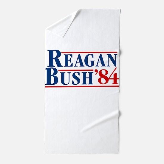 Cute Reagan Beach Towel