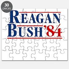 Cute President reagan Puzzle