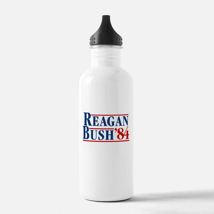 Cute Reagan Sports Water Bottle