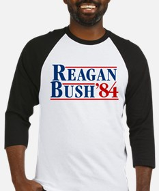 Cool Reagan bush 84 Baseball Jersey