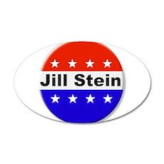 Vote Jill Stein Wall Decal