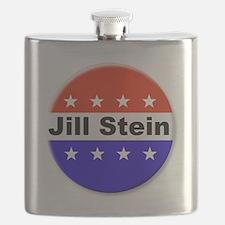 Vote Jill Stein Flask