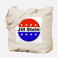 Vote Jill Stein Tote Bag