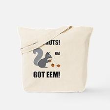 Deez Nuts Got Eem Tote Bag