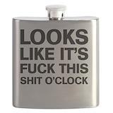 Humor Flask Bottles