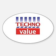 TechnoValue Decal