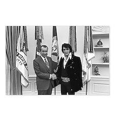 Elvis Meets Nixon Postcards (Package of 8)