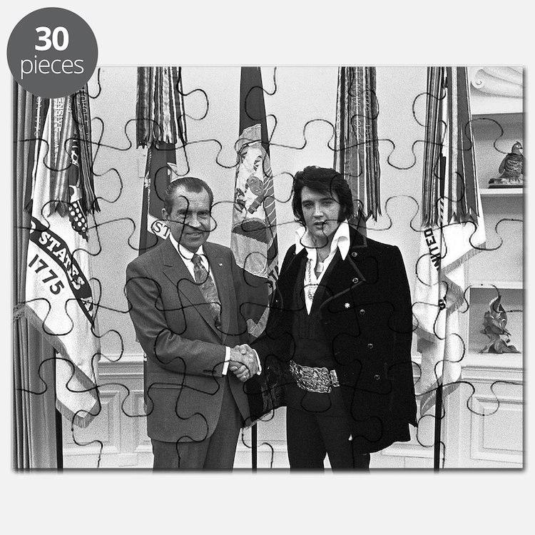 Elvis Meets Nixon Puzzle