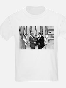 Elvis Meets Nixon T-Shirt