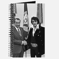Elvis Meets Nixon Journal