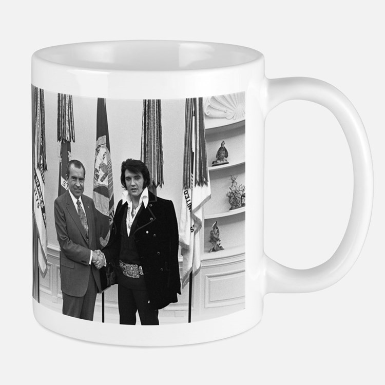 Richard Nixon Travel Mugs
