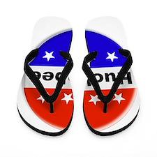 Vote Huckabee Flip Flops