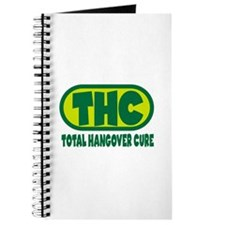 THC - Green logo Journal