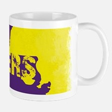 Louisiana Rustic Tigers Mugs