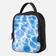 Dappled Water Neoprene Lunch Bag