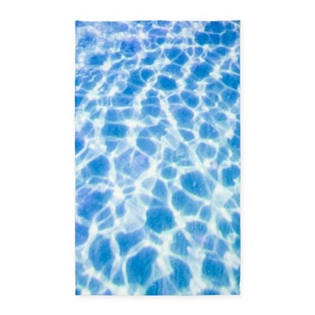 Dappled Water Area Rug