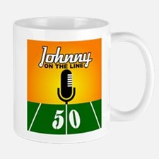 Johnny on the Line Podcast Mugs