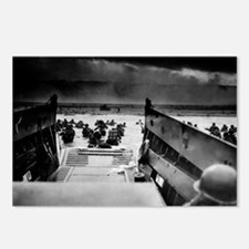 D-Day Landing Postcards (Package of 8)
