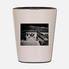 D-Day Landing Shot Glass