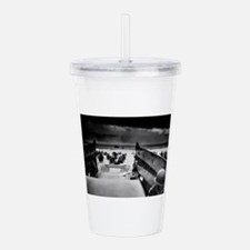 D-Day Landing Acrylic Double-wall Tumbler