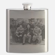 The Big Three Flask