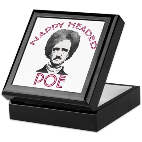 Nappy Headed Poe Keepsake Box