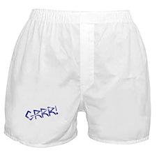 leather pride GRRR! Boxer Shorts