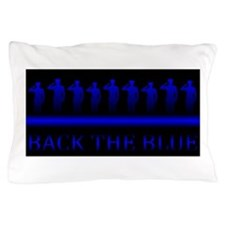 Cool Thin blue line Pillow Case