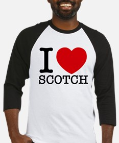 Cute Scotch Baseball Jersey