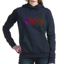 Unique Dog adoption Women's Hooded Sweatshirt