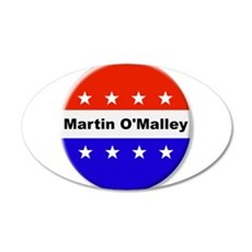 Vote Martin OMalley Wall Decal
