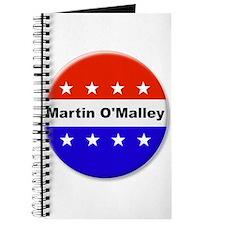 Vote Martin OMalley Journal